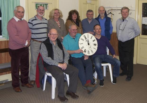 Simon Fenn retires from Parish Council