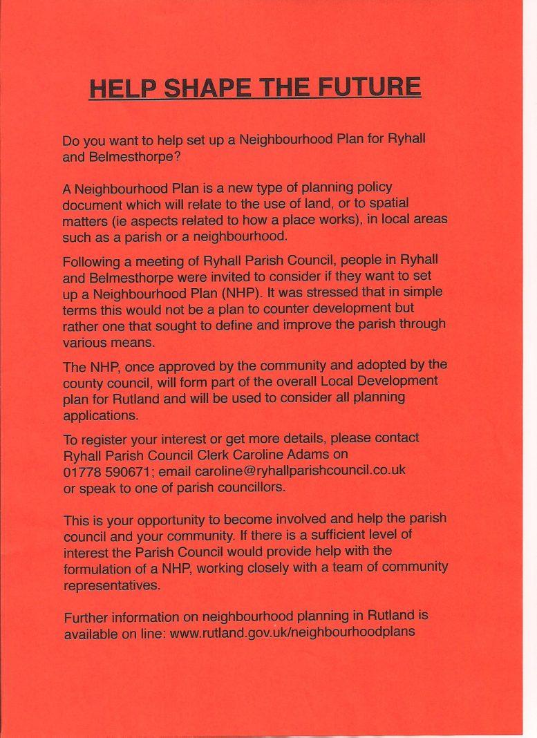 Neighbourhood Planning 001
