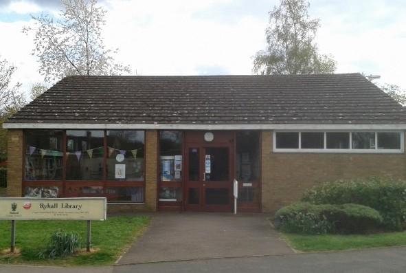 Ryhall Library