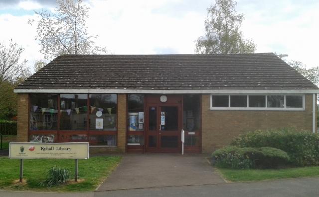 Ryhall-Library