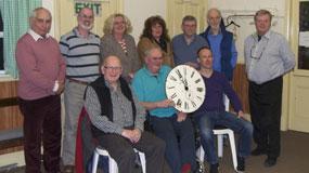 Simon Fenn retires from Parish Council ft