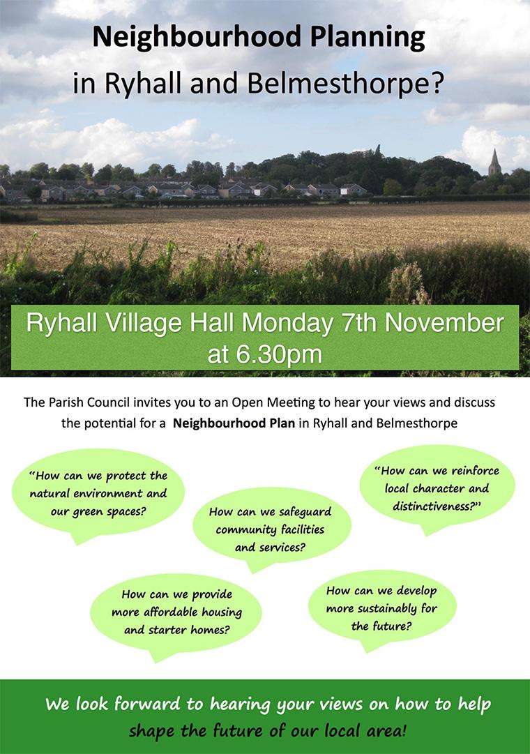 neighbourhood-planning-in-ryhall-and-belmesthorpe-7th-novemeber