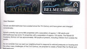 Ryhall Belmesthorpe Parish Plan