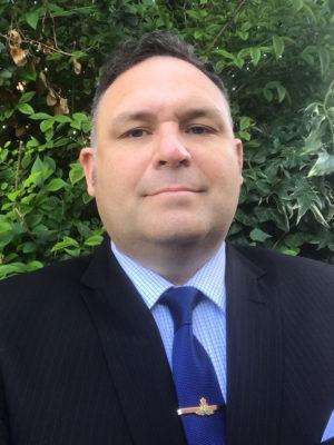 County Councillor Richard Coleman